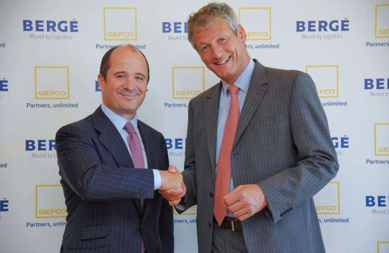 GEFCO и BERGÉ создают альянс для развития логистики автомобильной промышленности в Испании