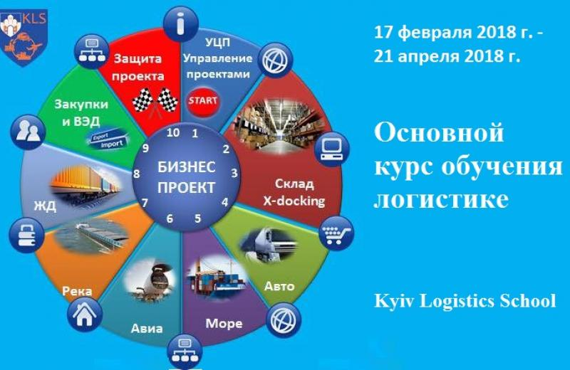 В феврале стартует основной курс обучения логистике KLS