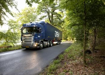 Внутриевропейские перевозки DSV. Центральная Европа