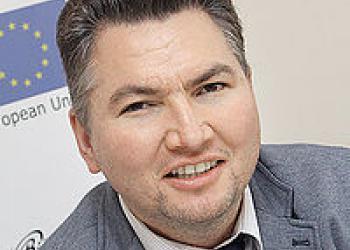 виконавчий директор Transperency International в Україні Олексій ХМАРА