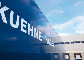 Кюне + Нагель доставив 132-тонний сушильний циліндр для Київського картонно-паперового комбінату