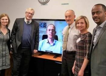 З 28 по 31 березня в Україні із офіційним візитом в рамках проекту «Визначення пріоритетів для коридорів автомобільних доріг» перебувала група фахівців Світового банку
