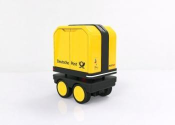 Deutsche Post DHL тестирует роботов