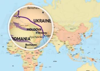 Встановлено єдиний тариф на перевезення контейнерів міжнародним транспортним коридором «Південь-Захід»