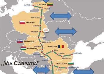 Украина присоединилась к инициативе Польши по созданию международного транспортного коридора Via Carpatia от Балтики до Эгейского моря