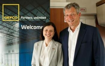 GEFCO відзначає 10 років роботи в Україні