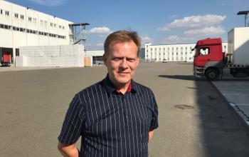 Руслан Переверзєв - новий директор Департаменту контрактної логістики ZAMMLER