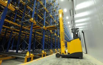 Jungheinrich автоматизирует склад готовой продукции