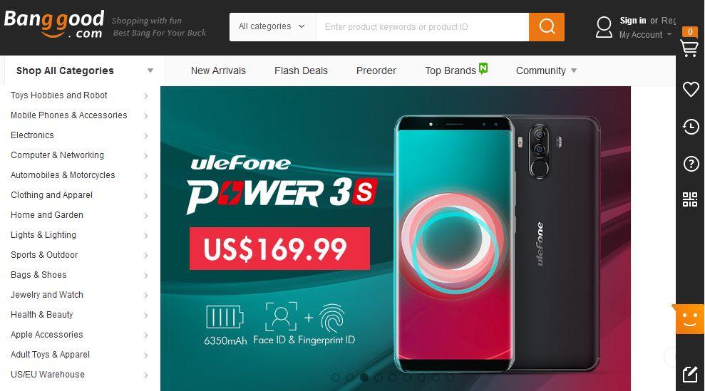 f754dc8ffee BANGGOOD – еще один интернет-магазин Китая с обилием дешевой техники