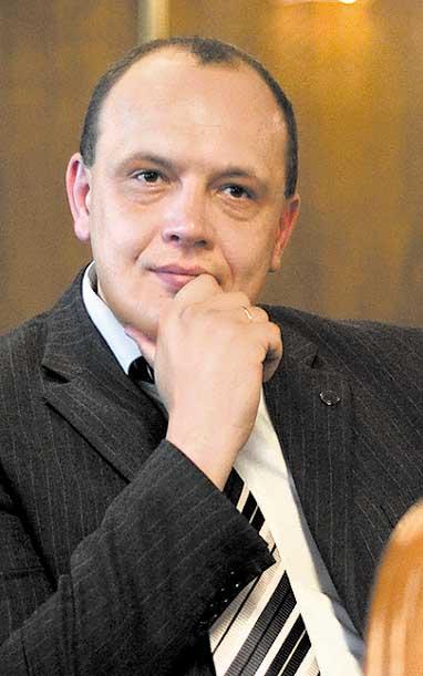 Виктор БАРАНОВСКИЙ (центр «Логистическая мастерская»)