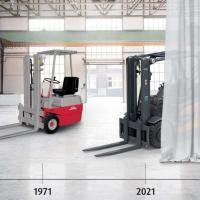 Linde Material Handling готує прем'єру нового покоління електричних навантажувачів