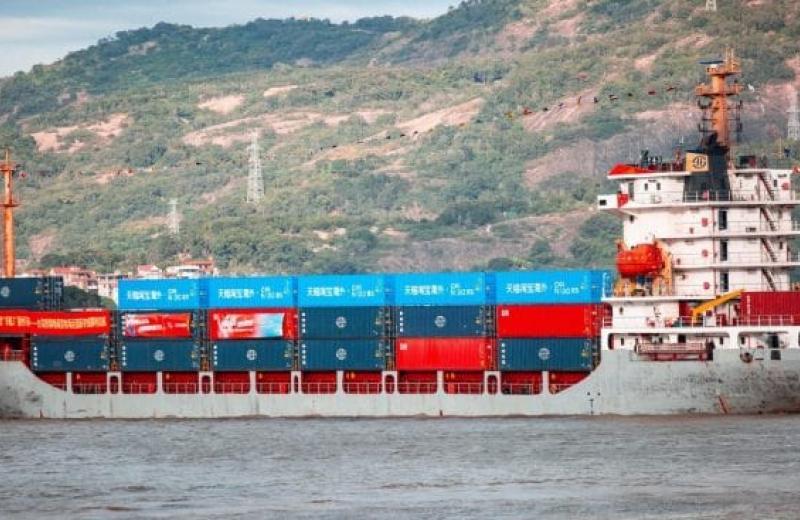 Логістичне відділення компанії Alibaba запускає послугу бронювання контейнерів