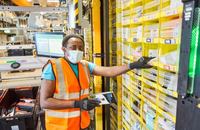 Amazon відкриє вісім логістичних пунктів у Німеччині