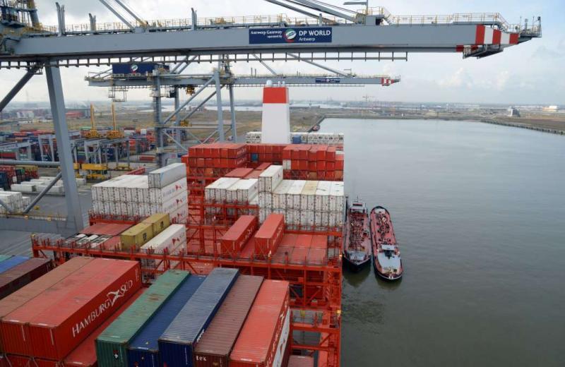 Бельгійський морський порт в Антверпені збираються перебудувати