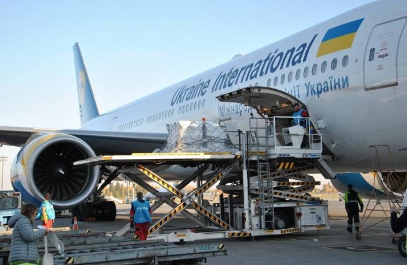 Українські експортери лохини оцінили переваги авіадоставки