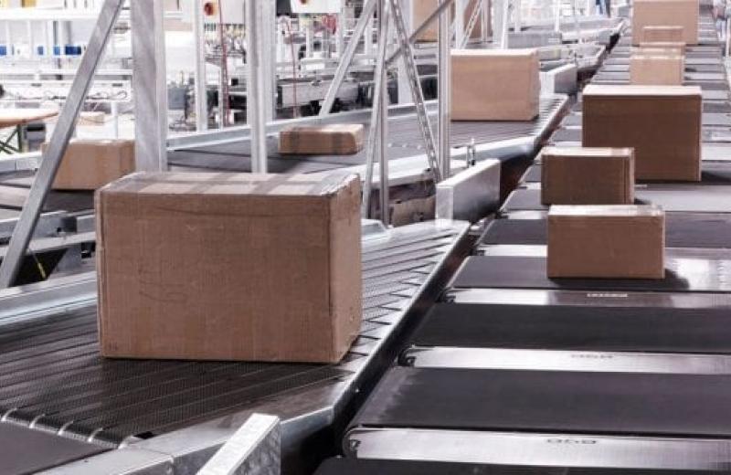 Siemens Logistics має рішення для полегшення автоматизованого сортування посилок