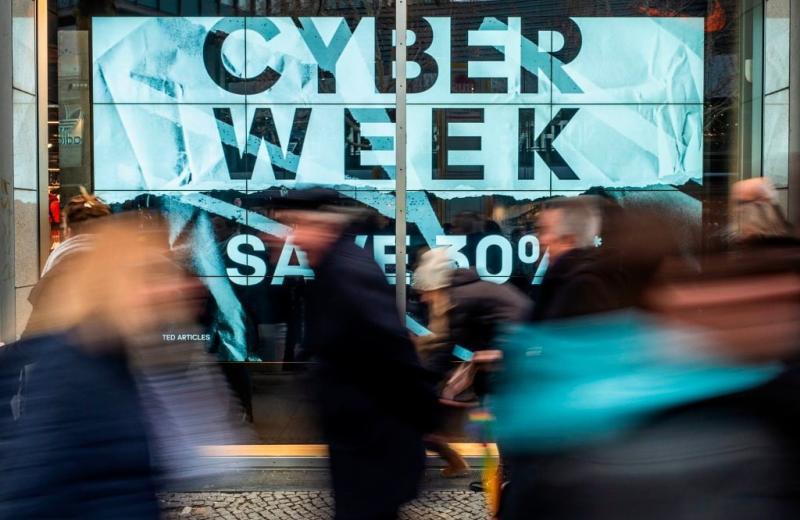 У Сполучених Штатах Cyber Week приніс 270 млрд доларів