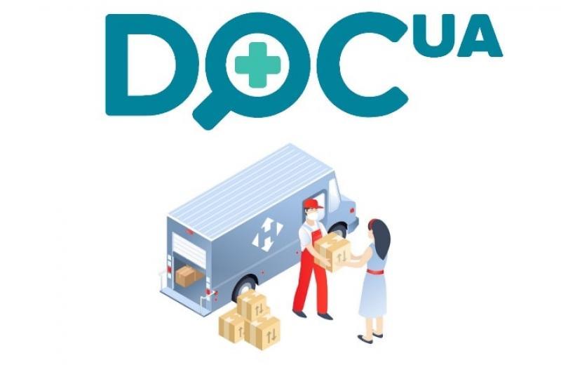 «Нова пошта» розпочинає доставку медичних засобів з DOC.ua