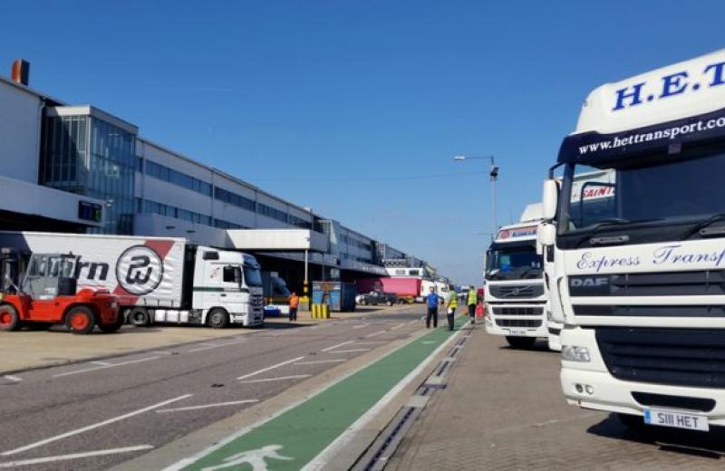 Lufthansa вперше вимагає доплату за вантажі, що перевозяться з Великої Британії до аеропортів ЄС