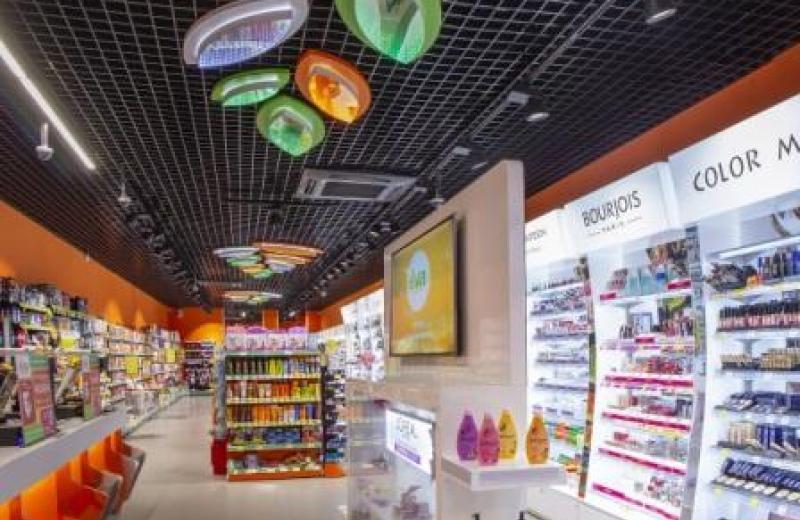 Лінія магазинів EVA під час карантину працює в посиленому протиепідемічному режимі
