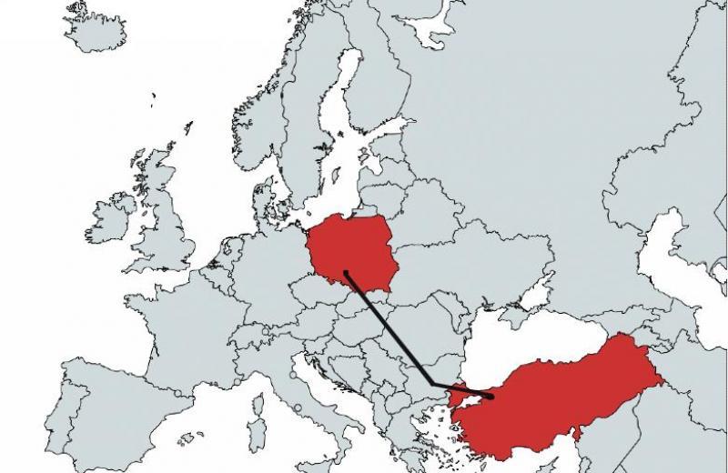 Між Польщею та Туреччиною буде відкрито новий інтермодальний коридор