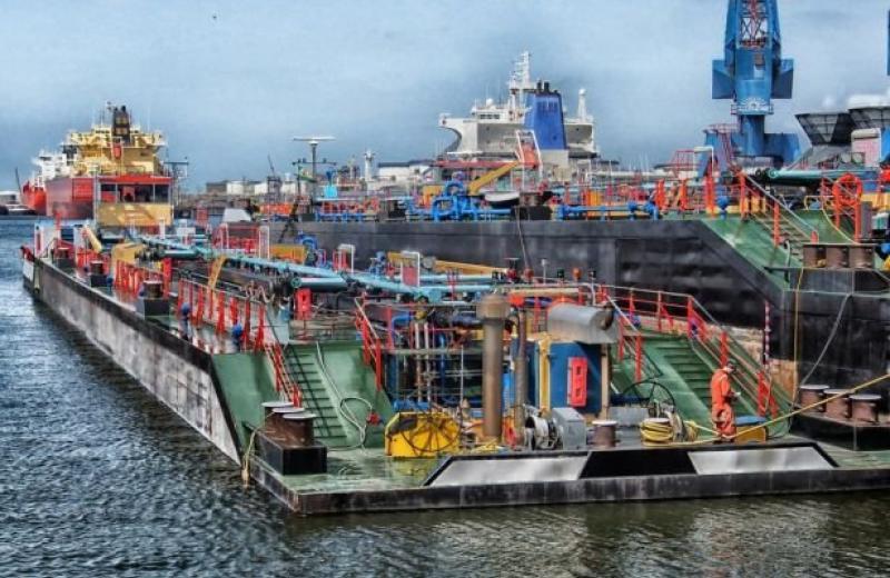 Порт Роттердама зазнав найбільшого падіння показників за останнє десятиліття