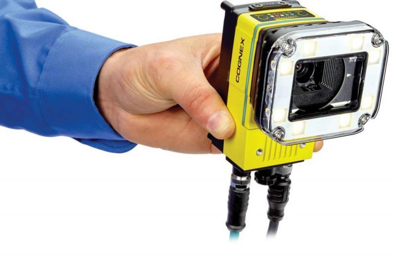 Cognex пропонує промислову камеру із функцією глибокого навчання