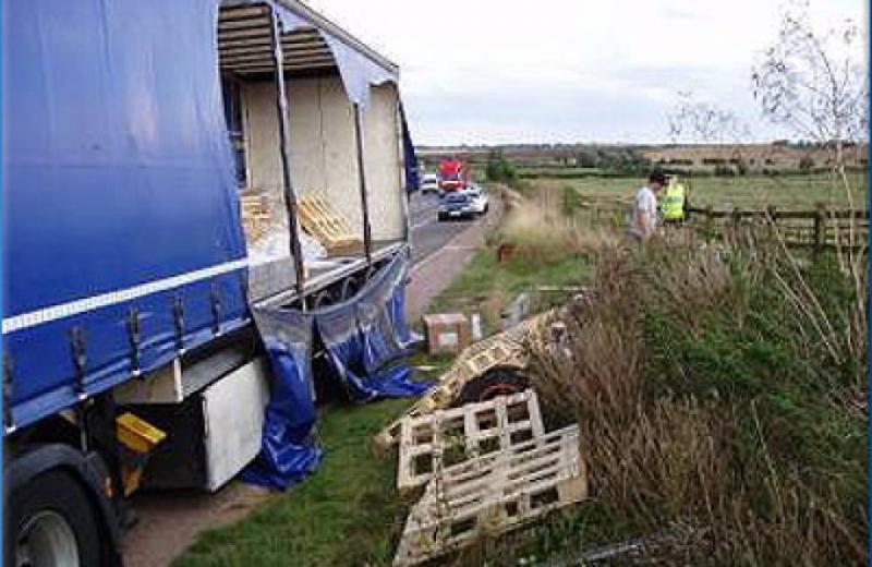 Статистика розкрадання вантажів примушує згадати про безпеку та охорону