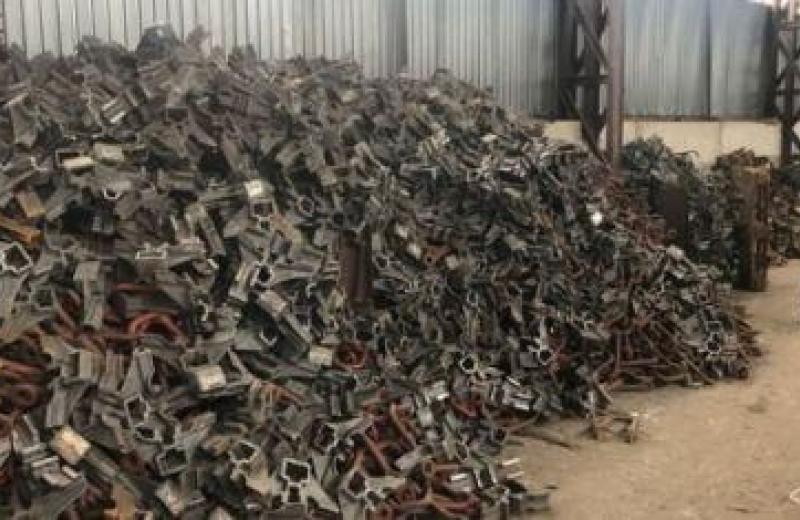 Ежедневно более 150 грузовых вагонов подвергаются разворовыванию оборудования
