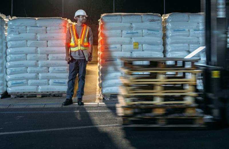 Засоби безпеки від Linde Material Handling