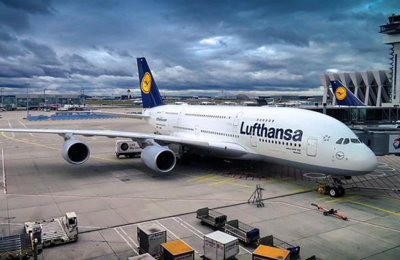 Lufthansa звільнить 22 000 працівників