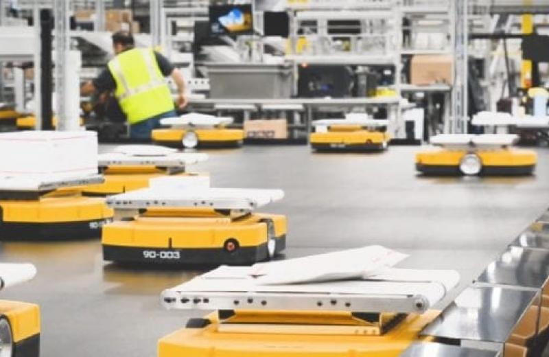Автономна система сортування Mini Yellow виходить на  європейський ринок