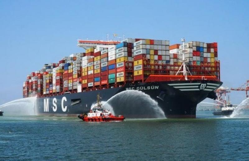 Maersk може втратити першість на ринку контейнерних перевезень