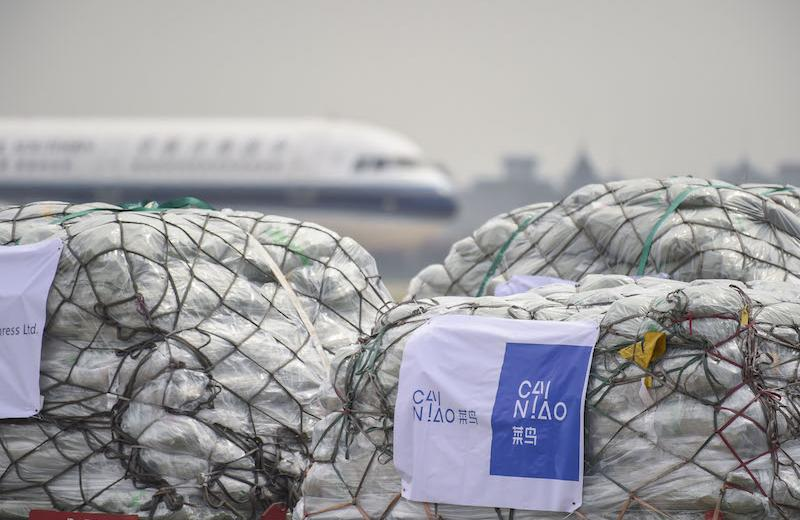 «Нова пошта» разом із партнером Cainiao запустила чартерні вантажні рейси з Китаю