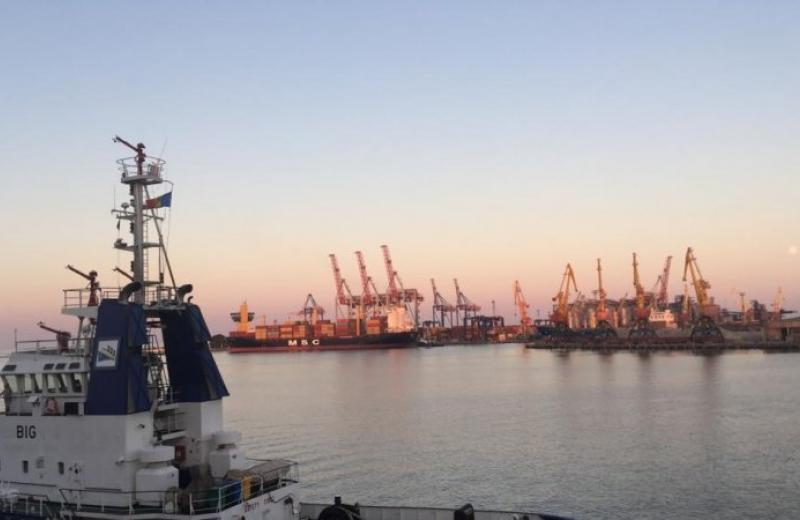 Импорт дизтоплива через морские порты существенно увеличился