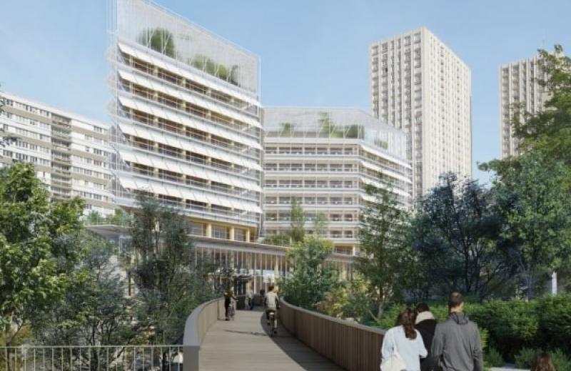 У Парижі збудують підземний логістичний комплекс