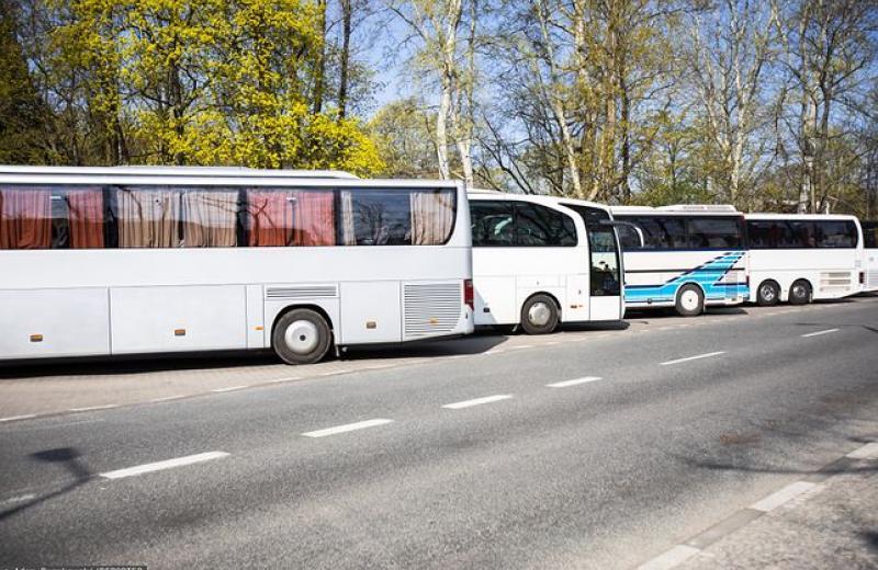 Туристичні автобуси у Польщі виходять на протест
