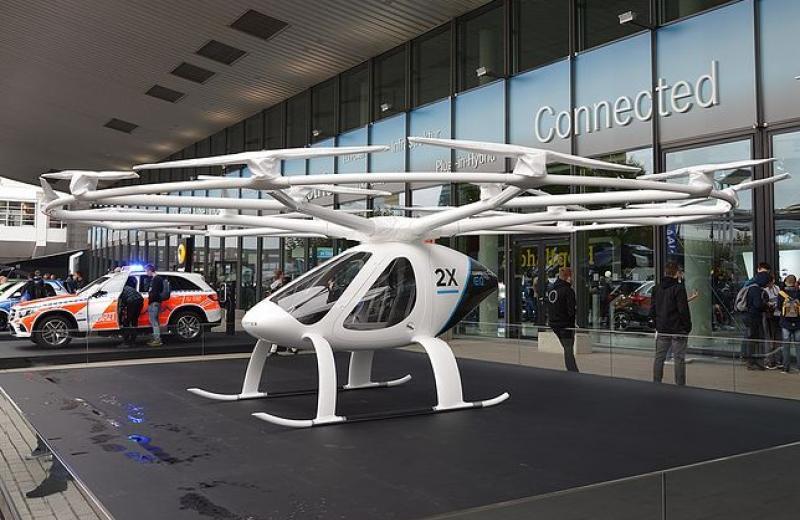 General Motors вивчає ринкові можливості для запуску повітряного таксі