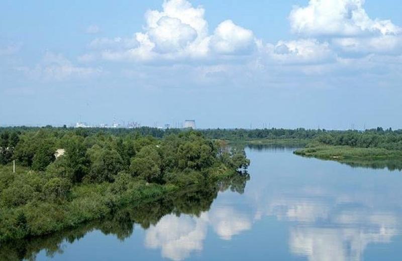 Річку Прип'ять поглиблюють у рамках відновлення водного шляху Е40