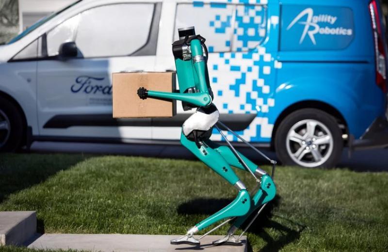 Agility Robotics и Ford совершенствуют роботов-гуманоидов