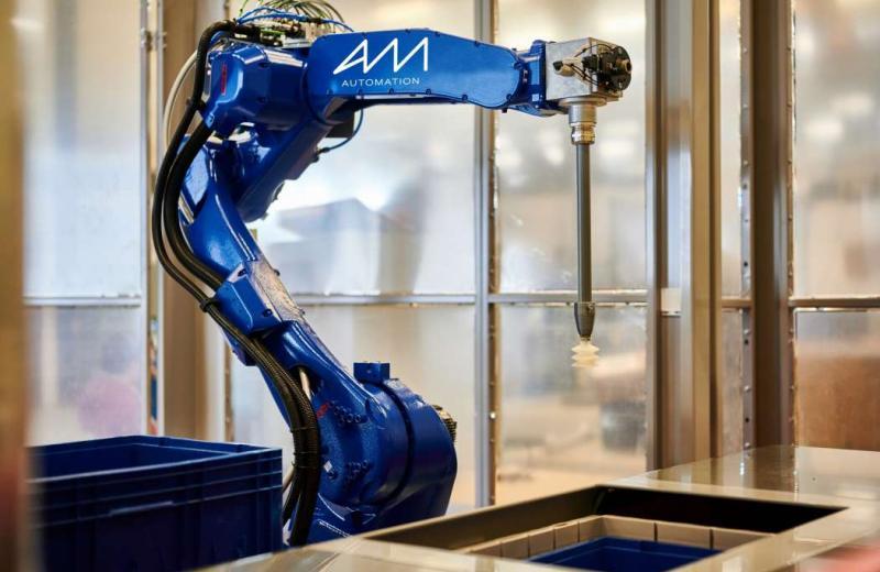 Розробники обіцяють розширити можливості робота-комплектувальника AutoStore