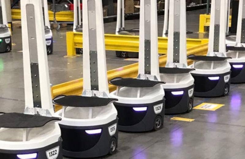 UPS Supply Chain Solutions випробовує роботів