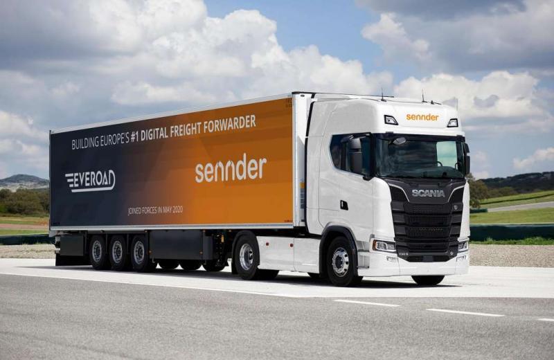 Експедиторська компанія Sennder придбала європейський вантажний бізнес у Uber Freight