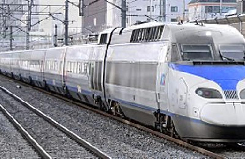 Корейці готові збудувати в Україні швидкісну залізницю