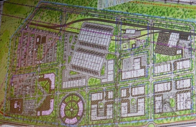 На Волині планують звести транспортно-логістичний парк за 600 мільйонів євро