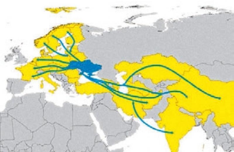 Україна зможе збільшити транзит з Китаю до ЄС, оминаючи Росію