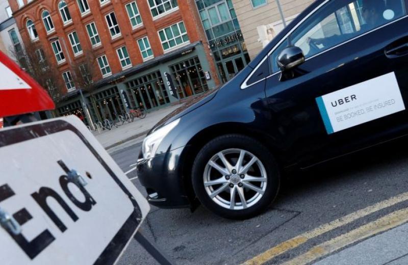 Uber втратив ліцензію на роботу в Лондоні через водіїв-шахраїв
