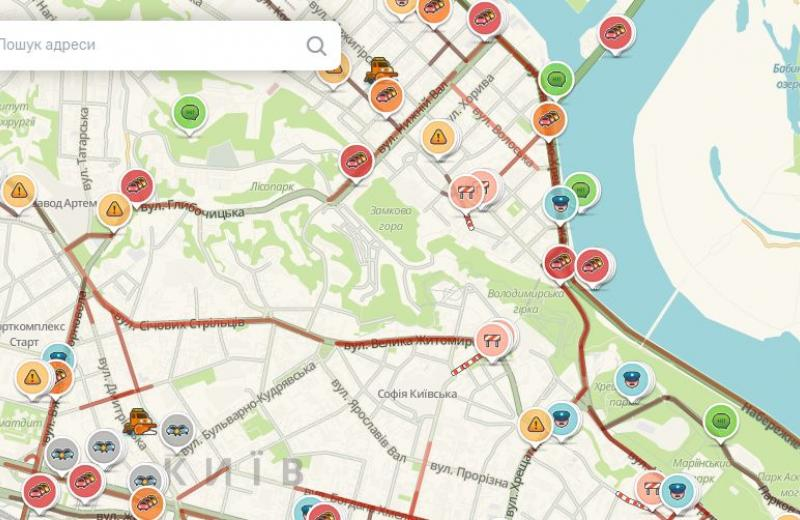 «Укравтодор» почав працювати з навігаційною системою Waze