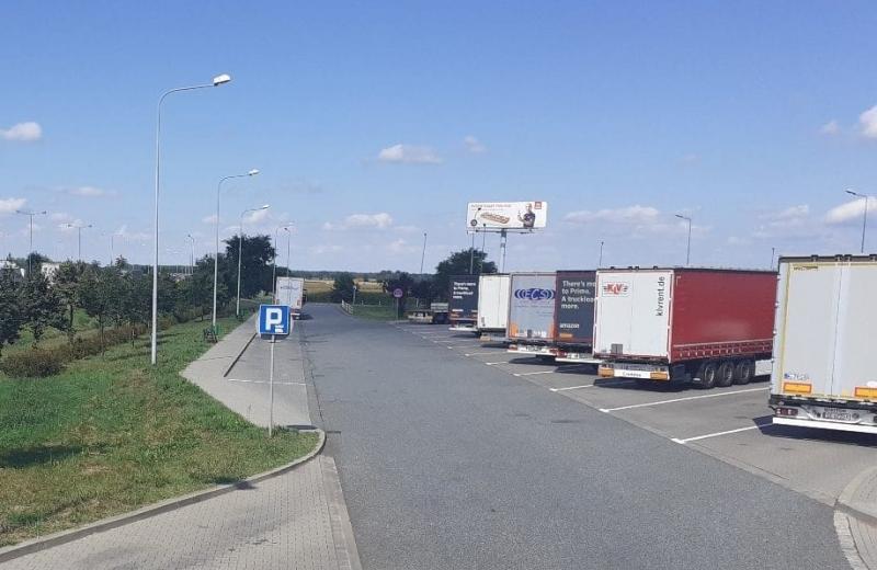 У Європі дослідили умови роботи водіїв вантажівок