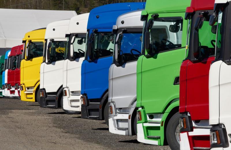 У Єпропі падають продажі вантажних автомобілів